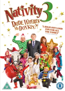 Nativity 3 - Dude, Where's My Donkey?, DVD  DVD