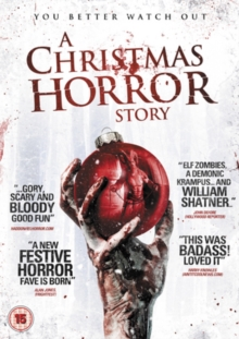 A   Christmas Horror Story, DVD DVD