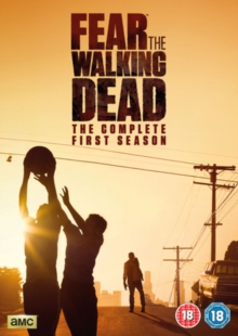 Fear the Walking Dead: The Complete First Season, DVD  DVD
