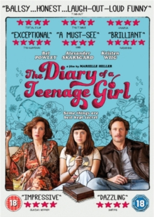 The Diary of a Teenage Girl, DVD DVD