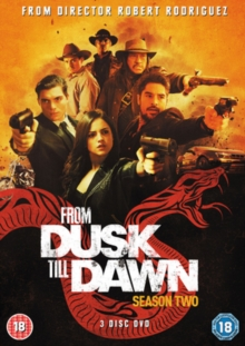 From Dusk Till Dawn: Season Two, DVD DVD