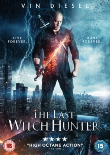 The Last Witch Hunter, DVD DVD