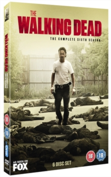 The Walking Dead: The Complete Sixth Season, DVD DVD