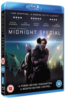 Midnight Special, Blu-ray BluRay
