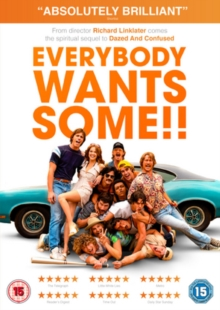 Everybody Wants Some!!, DVD DVD