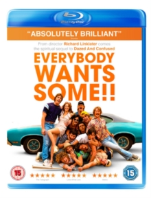 Everybody Wants Some!!, Blu-ray BluRay