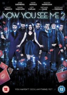 Now You See Me 2, DVD DVD