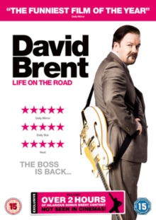 David Brent - Life On the Road, DVD DVD