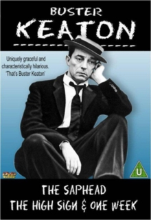 Buster Keaton: The Sap Head/The High Sign/One Week, DVD  DVD