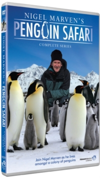 Nigel Marven's Penguin Safari: The Complete Series, DVD  DVD