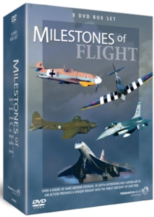 Milestones of Flight, DVD  DVD