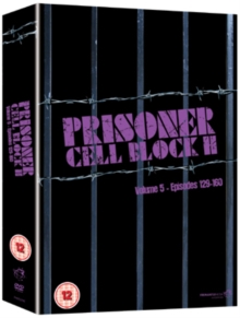 Prisoner Cell Block H: Volume 5 - Episodes 129-160, DVD  DVD