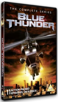 Blue Thunder: The Complete Series, DVD  DVD