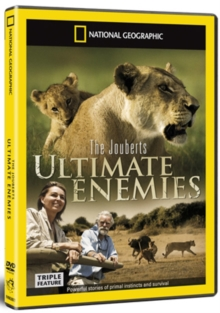 National Geographic: Ultimate Enemies, DVD  DVD