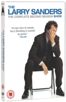 The Larry Sanders Show: The Complete Second Season, DVD DVD