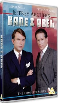 Kane and Abel: The Complete Mini Series, DVD  DVD