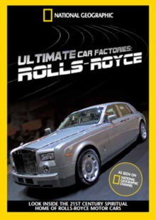 National Geographic: Ultimate Factories - Rolls Royce, DVD  DVD