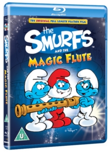 The Smurfs and the Magic Flute, Blu-ray BluRay