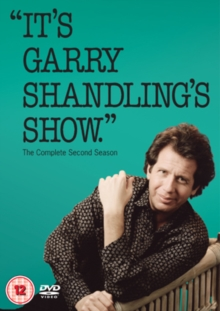 It's Garry Shandling's Show: The Complete Second Series, DVD  DVD