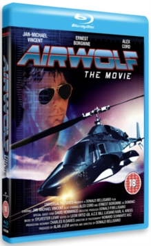 Airwolf: The Movie, Blu-ray  BluRay