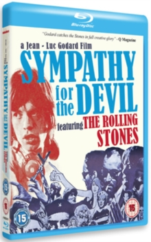 Sympathy for the Devil, Blu-ray  BluRay