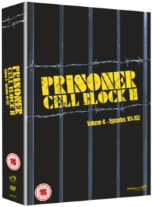 Prisoner Cell Block H: Volume 6 - Episodes 161-192, DVD  DVD