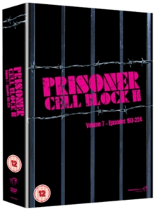Prisoner Cell Block H: Volume 7 - Episodes 193-224, DVD  DVD