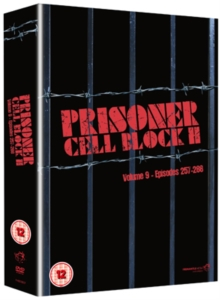 Prisoner Cell Block H: Volume 9 - Episodes 257-288, DVD  DVD