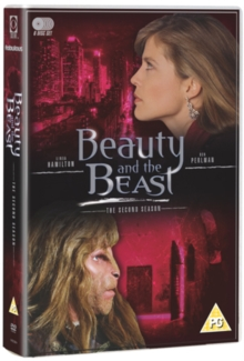 Beauty and the Beast: The Second Season, DVD  DVD