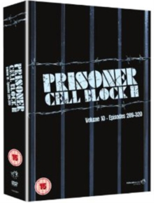 Prisoner Cell Block H: Volume 10 - Episodes 289-320, DVD  DVD