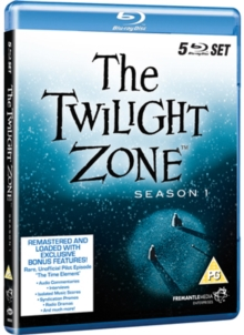 Twilight Zone - The Original Series: Season 1, Blu-ray  BluRay