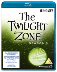 Twilight Zone - The Original Series: Season 3, Blu-ray  BluRay