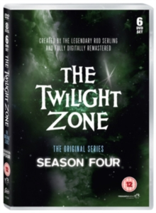Twilight Zone - The Original Series: Season 4, DVD  DVD
