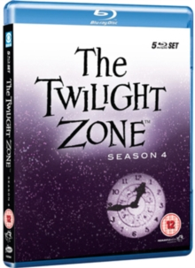 Twilight Zone - The Original Series: Season 4, Blu-ray  BluRay