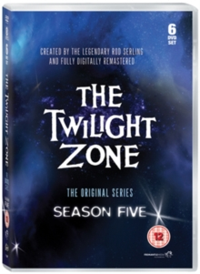 Twilight Zone - The Original Series: Season 5, DVD  DVD