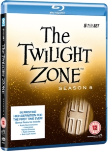 Twilight Zone - The Original Series: Season 5, Blu-ray  BluRay