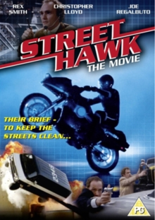 Street Hawk: The Movie, DVD  DVD