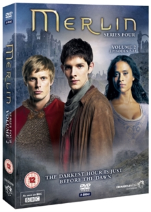 Merlin: Series 4 - Volume 2, DVD  DVD