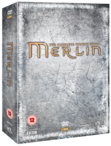 Merlin: Complete Series 4, DVD  DVD