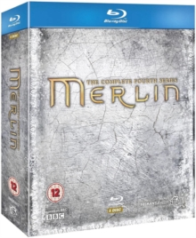 Merlin: Complete Series 4, Blu-ray  BluRay