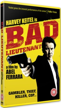Bad Lieutenant, DVD  DVD