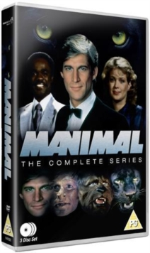 Manimal: The Complete Series, DVD  DVD