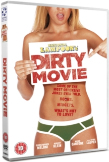 National Lampoon's Dirty Movie, DVD  DVD