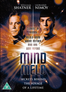 Mind Meld - Secrets Behind the Voyage of a Lifetime, DVD  DVD