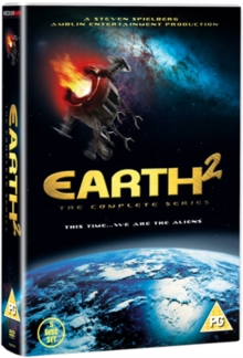 Earth 2: The Complete Series, DVD  DVD