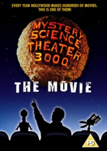 Mystery Science Theater 3000 - The Movie, DVD  DVD