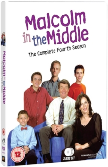 Malcolm in the Middle: The Complete Series 4, DVD  DVD