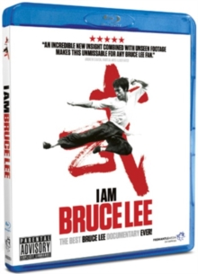 I Am Bruce Lee, Blu-ray  BluRay