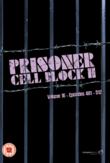 Prisoner Cell Block H: Volume 16, DVD  DVD