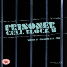 Prisoner Cell Block H: Volume 17, DVD  DVD